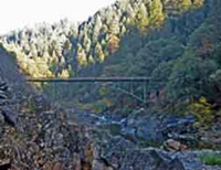Edward's Crossing on the South Yuba River