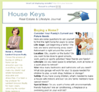 House Keys Newsletter